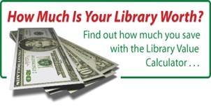 Library Worth Banner