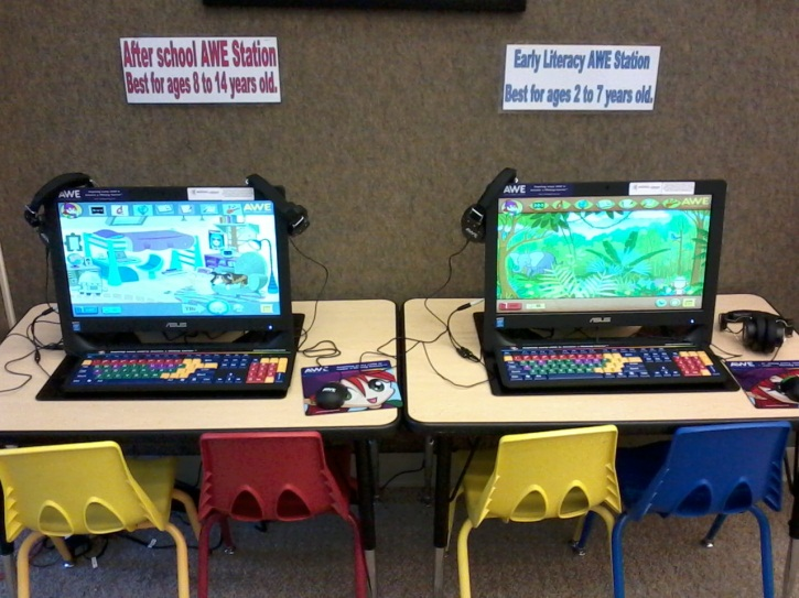 Person County, NC : AWE Children's Computers