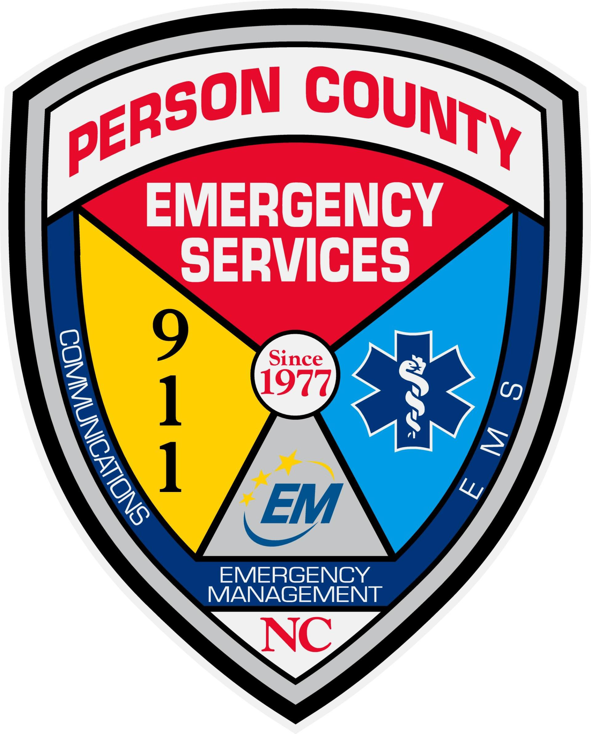 person county nc emergency services