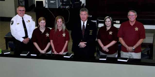Telecommunicators for Sheriff's Department