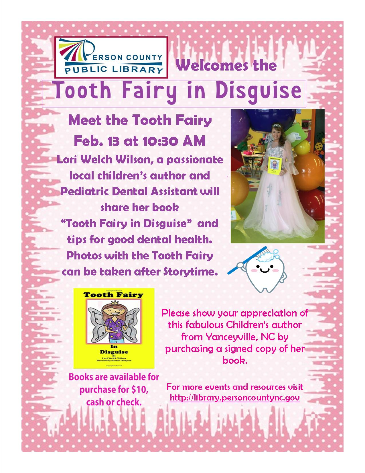Tooth Fairy in Disguise 19