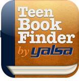Teen Book Finder app