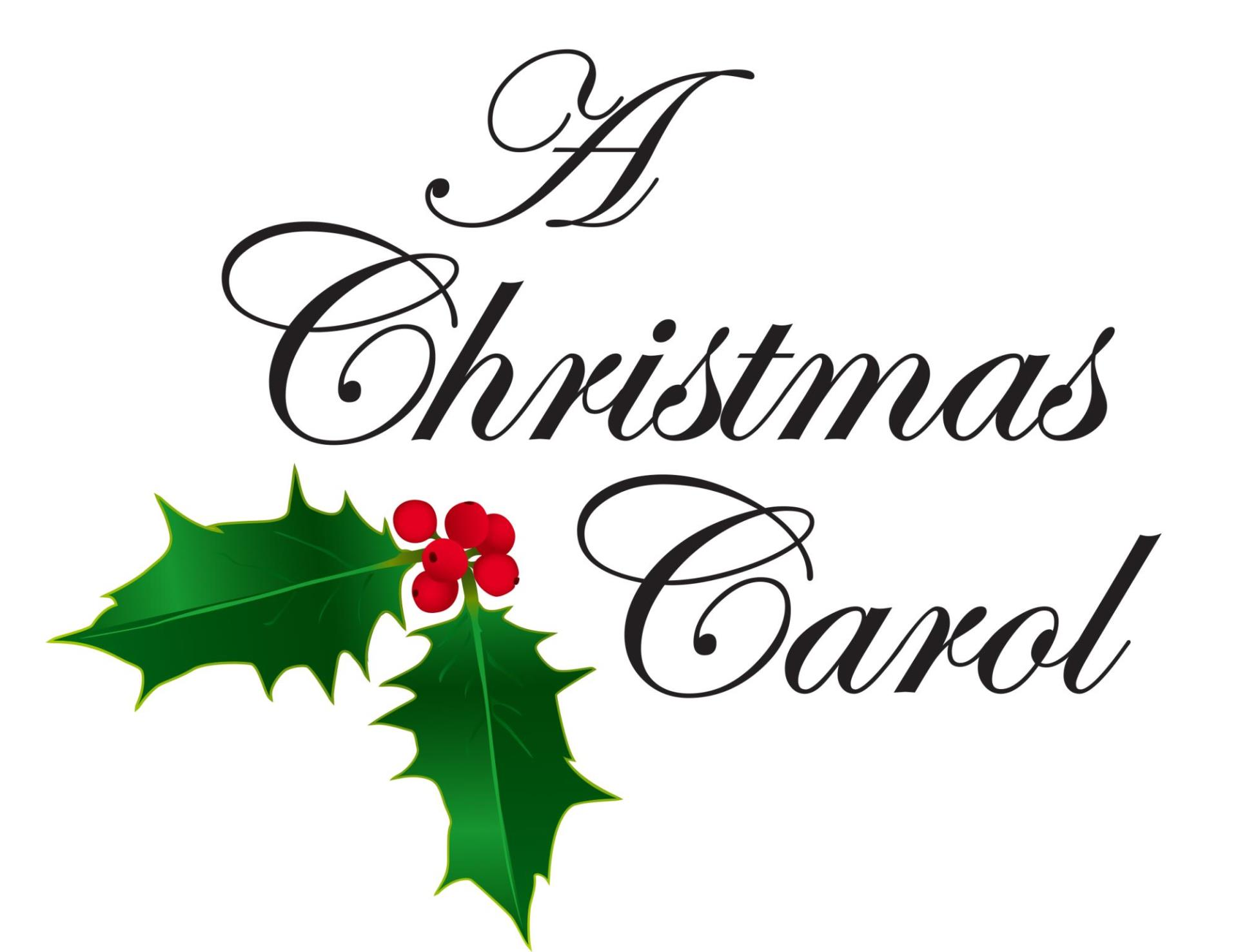 2017-04-A Christmas Carol Logo